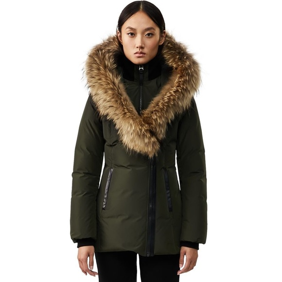 Mackage Adali Down Filled Winter Jacket